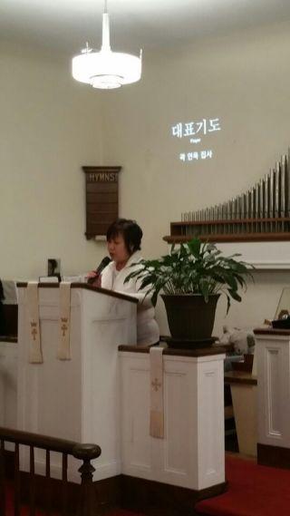 기도:곽 인옥집사.