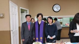 4월에 태어난 사람들..권 영수 전진집사님..