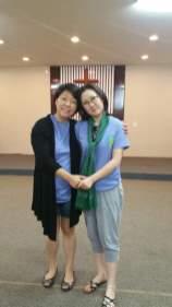 박 상희&강 은주집사.친구야!사랑해!