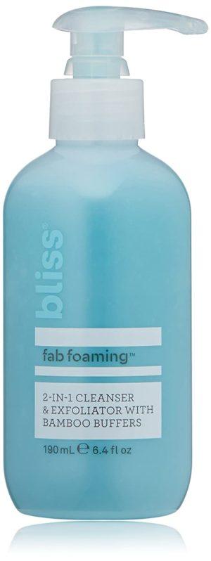 Bliss Fab Foaming