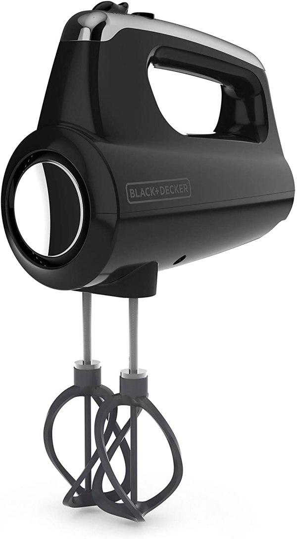 Black+Decker Helix Performance Premium 5-Speed Hand Mixer