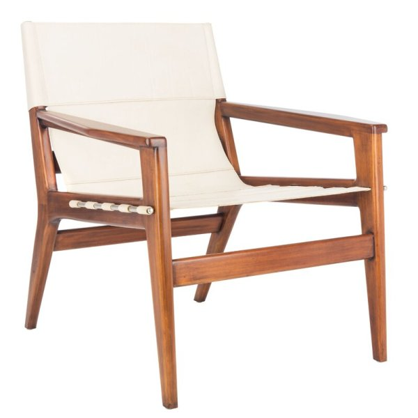 Digby Leather Sling Chair