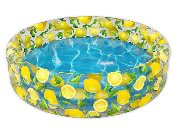 PoolCandy Lemon Sunning Pool
