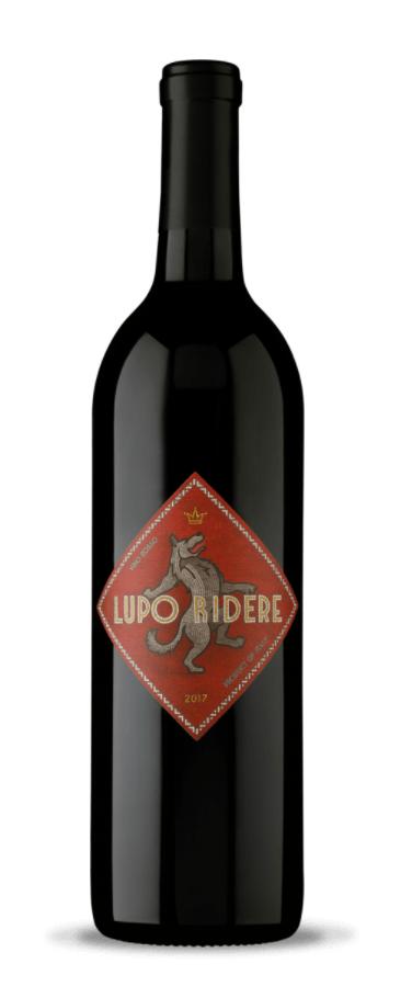 Lupo Ridere 2017 Vino Rosso