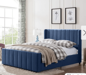 Antoinette Traditional Bed