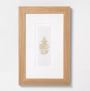 Fern-Stem-Wood-Frame