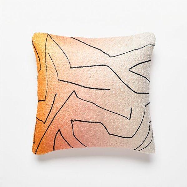 ombre-pillow