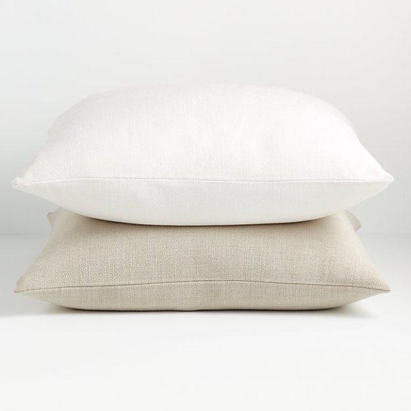 plain-weave-pillow