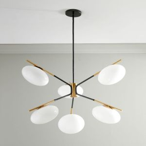 Champignon 6-Light Chandelier