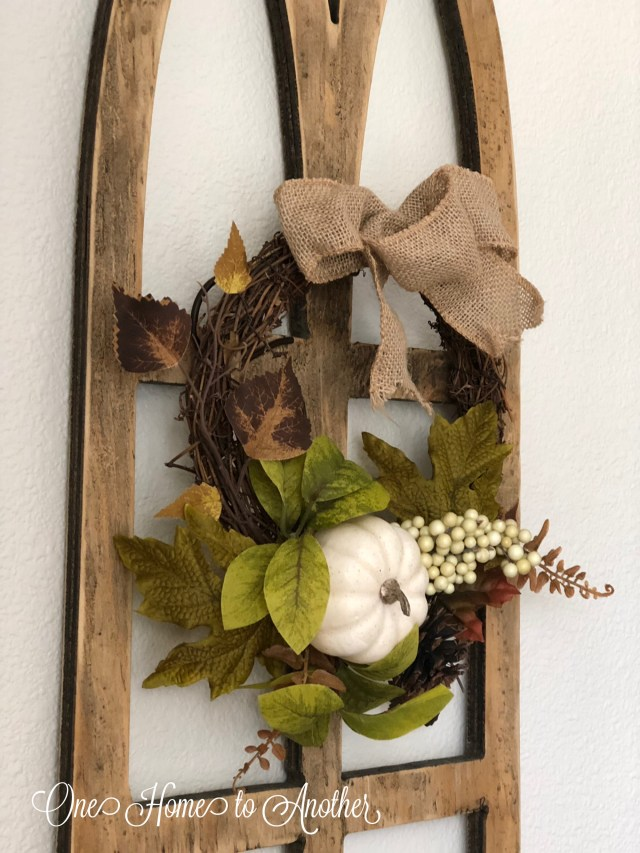fall home tour, fall, fall decor, kirklands, southern with grace