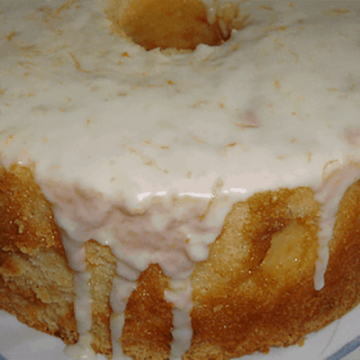 Sweet, Tart and Tangy Lemon Cake
