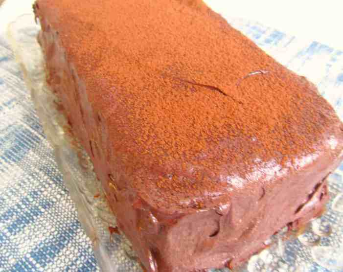 Chocolate-Torte-Frosted