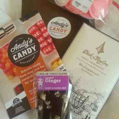 Andy's Candy Apothecary ~ A Shop For All Who Love Sweets