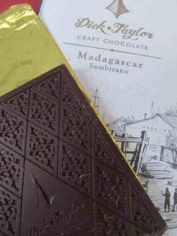 Dick Taylor chocolate bar
