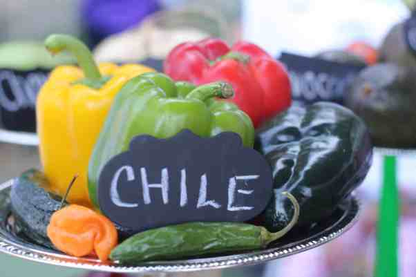 Peppers and chilis