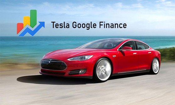 Tesla Google Finance