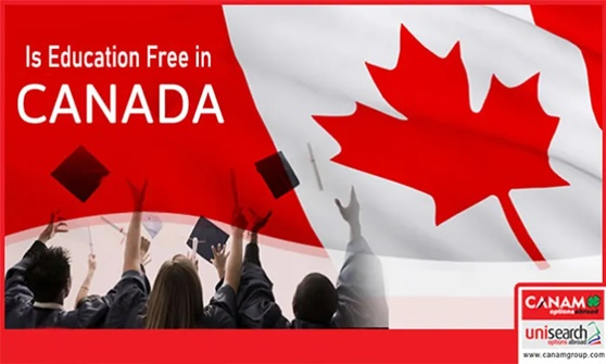 Is Education Free in Canada