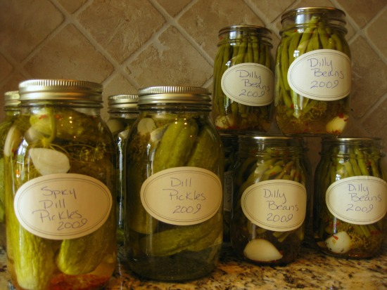 dill pickle recipes