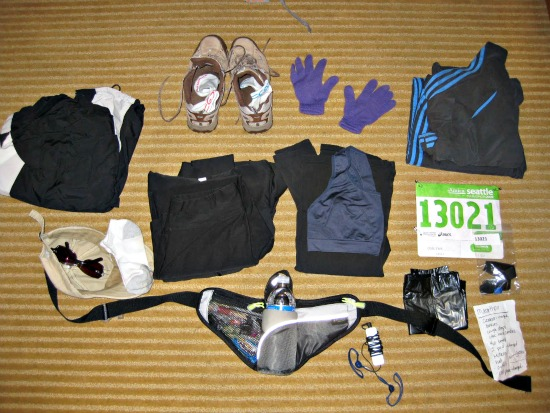 what to wear during a marathon