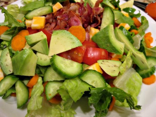 club salad recipe
