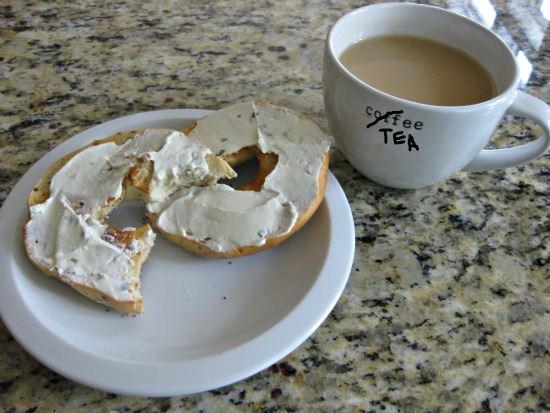 great runner's breakfast