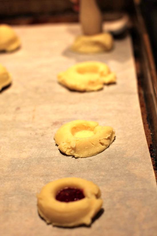 thumbprint cookie recipe