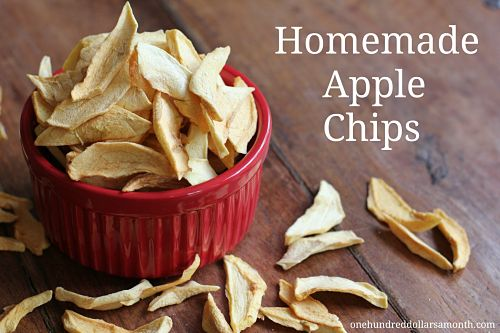 How To Dehydrate Apples With A Food Dehydrator