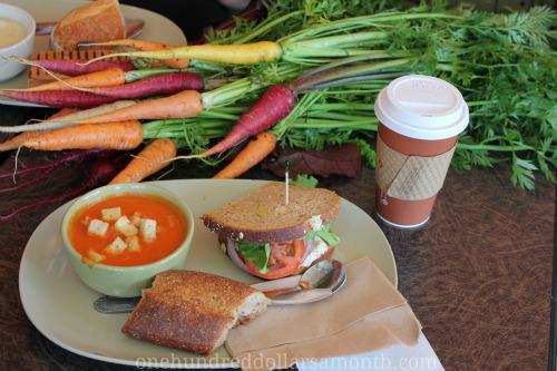 panera free lunch