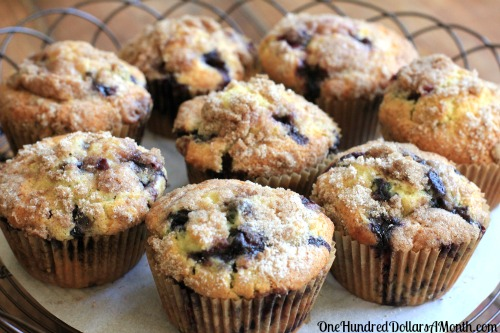 recipe: homemade blueberry muffins from scratch [28]