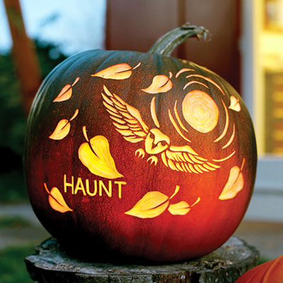 Unique pumpkin carving ideas one hundred dollars a month for Different pumpkin designs