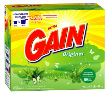 gain detergent coupon