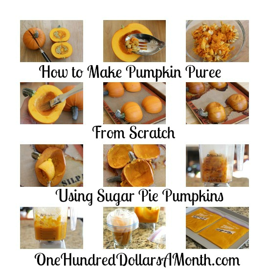 how to make pumpkin soup with fresh pumpkin puree