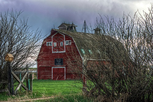 Big Red Barn is Closed