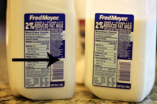 fred meyer 2 milk