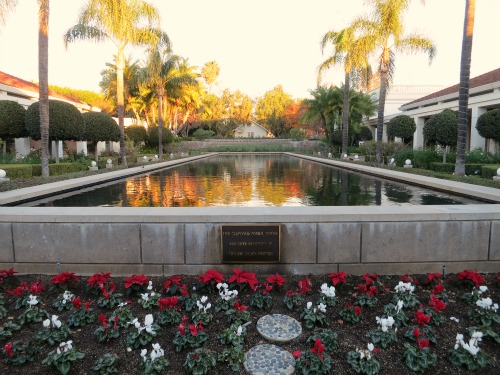 richard nixon presidential library and museum and birthplace