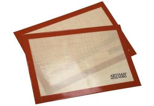 silacone baking mat set