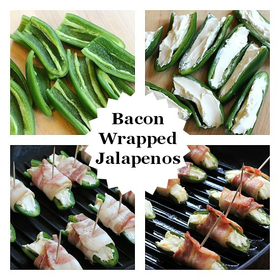 Recipe Bacon Wrapped Jalapenos