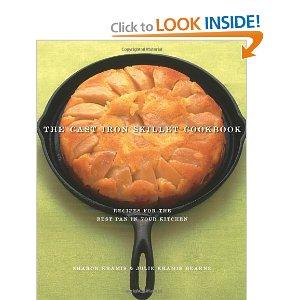 cast iron cookbook recipes