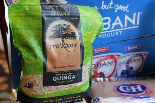 costco quinoa try roots organic