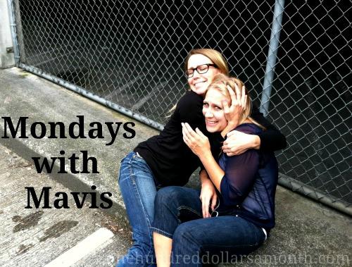 mavis and amber