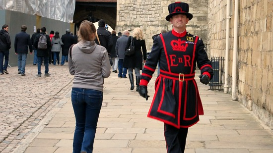 Yeoman Warder Beefeater