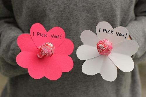 easy kids crafts valentines day