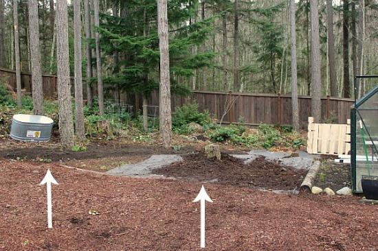garden mulch