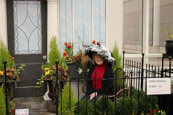 northwest home and garden show display garden