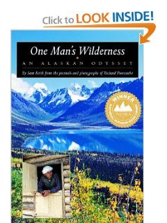 alone in the wilderness book