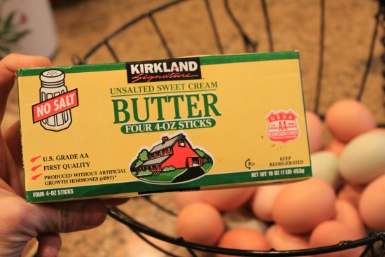 costco kirkland butter