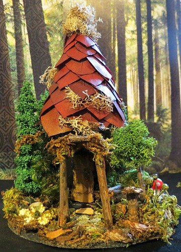 fairy house design pictures