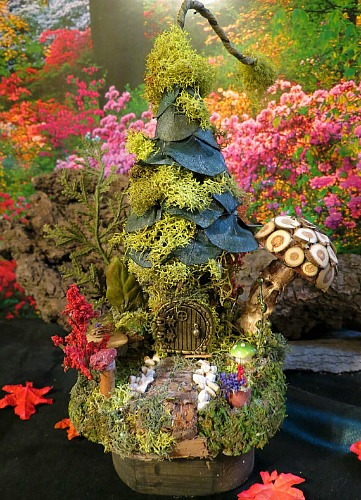 fairy house pictures