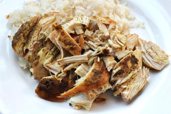 honey baked chicken crock pot recipe