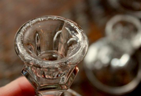 redneck wine glasses tutorial